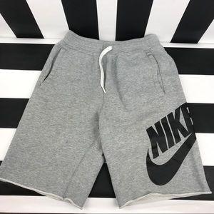 5 for $25 Nike Gray Bermuda Sweat Shorts